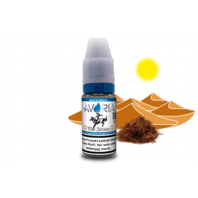 Avoria Liquid Wild Sahara (10 ml)