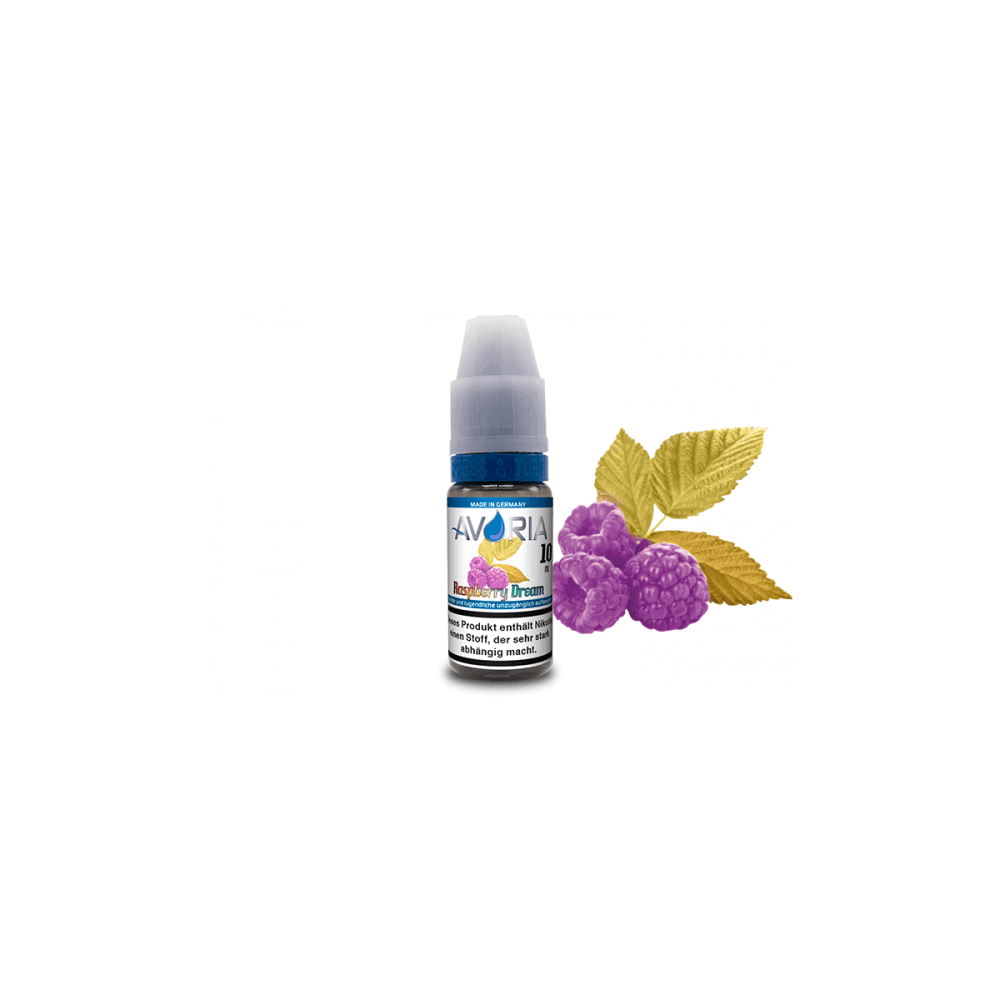Avoria Liquid Raspberry Dream (10 ml)