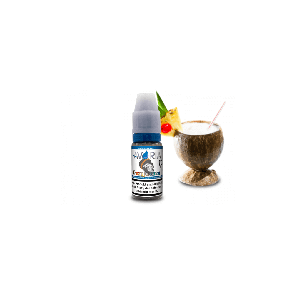 Avoria Liquid Crazy Jamaica (10 ml)