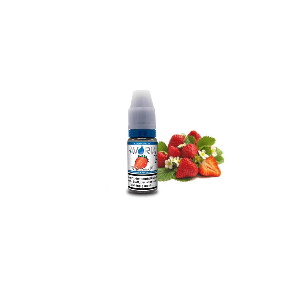Avoria Liquid Erdbeere (10 ml)