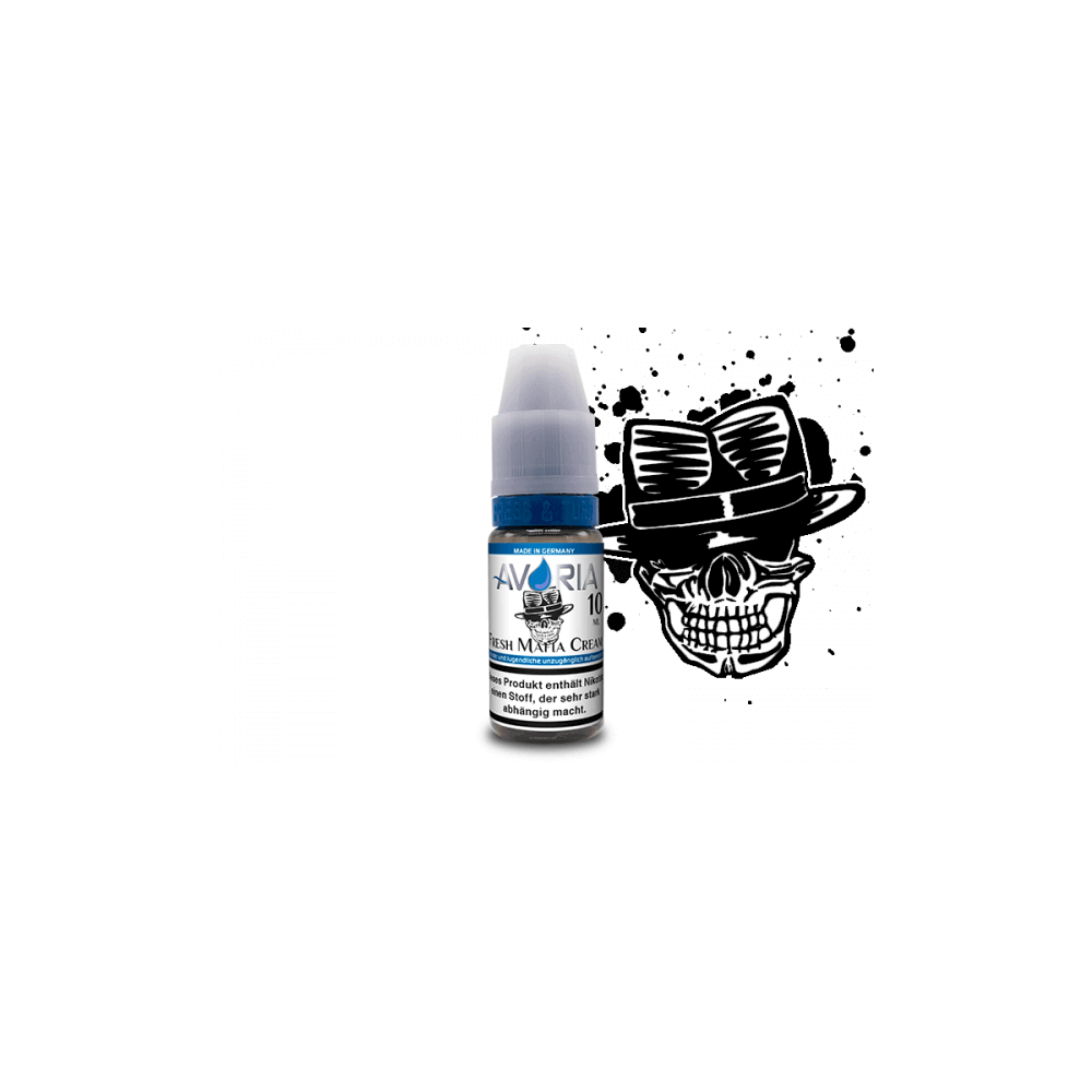 Avoria Liquid Fresh Mafia Cream (10 ml)