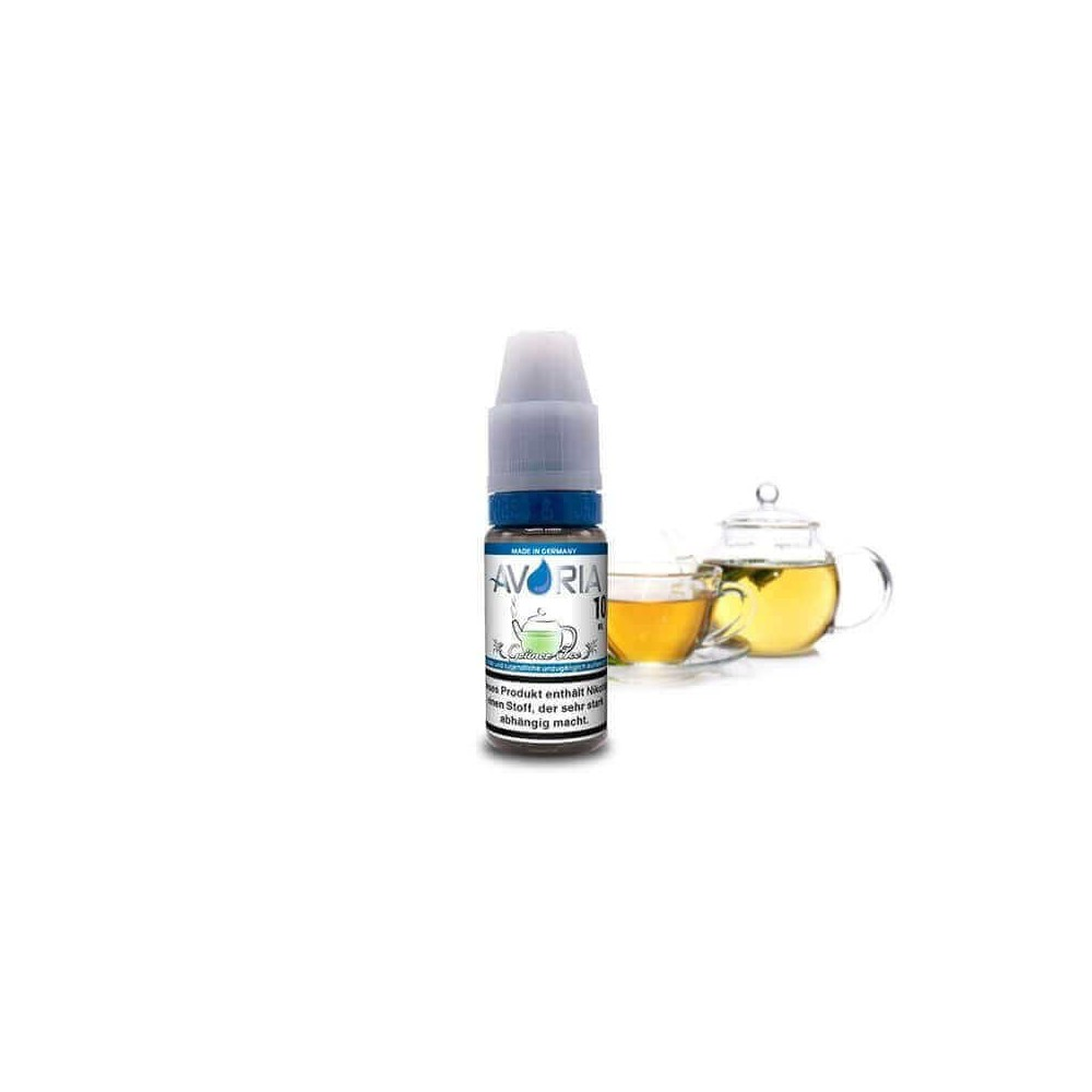 Avoria Liquid Grüner Tee (10 ml)