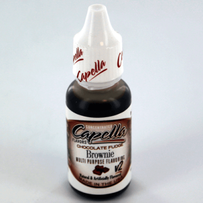 Capella Aroma Chocolate Fudge Brownie V2 (13 ml)
