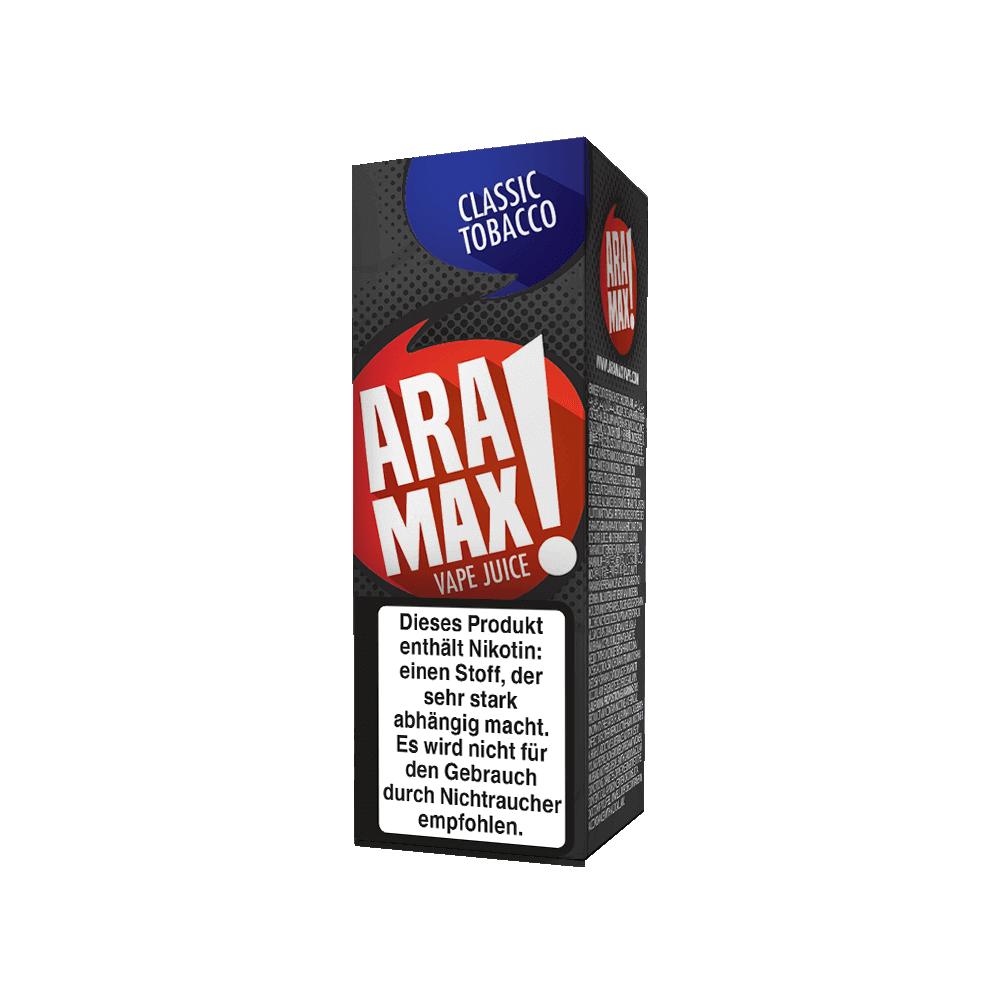 Aramax Liquid Classic Tobacco (10 ml)