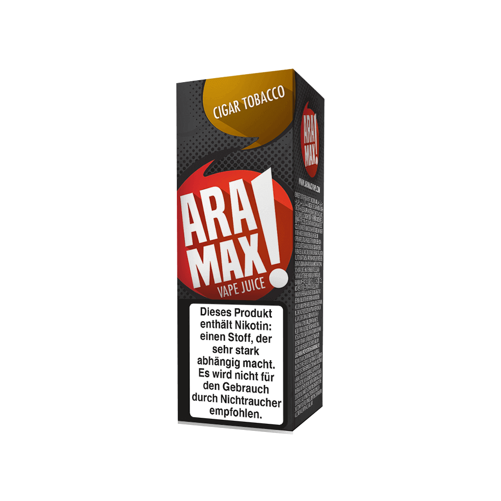 Aramax Liquid Cigar Tobacco (10 ml)