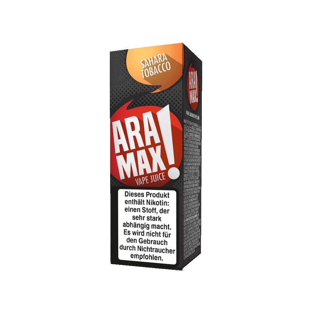 Aramax Liquid Sahara Tobacco (10 ml)