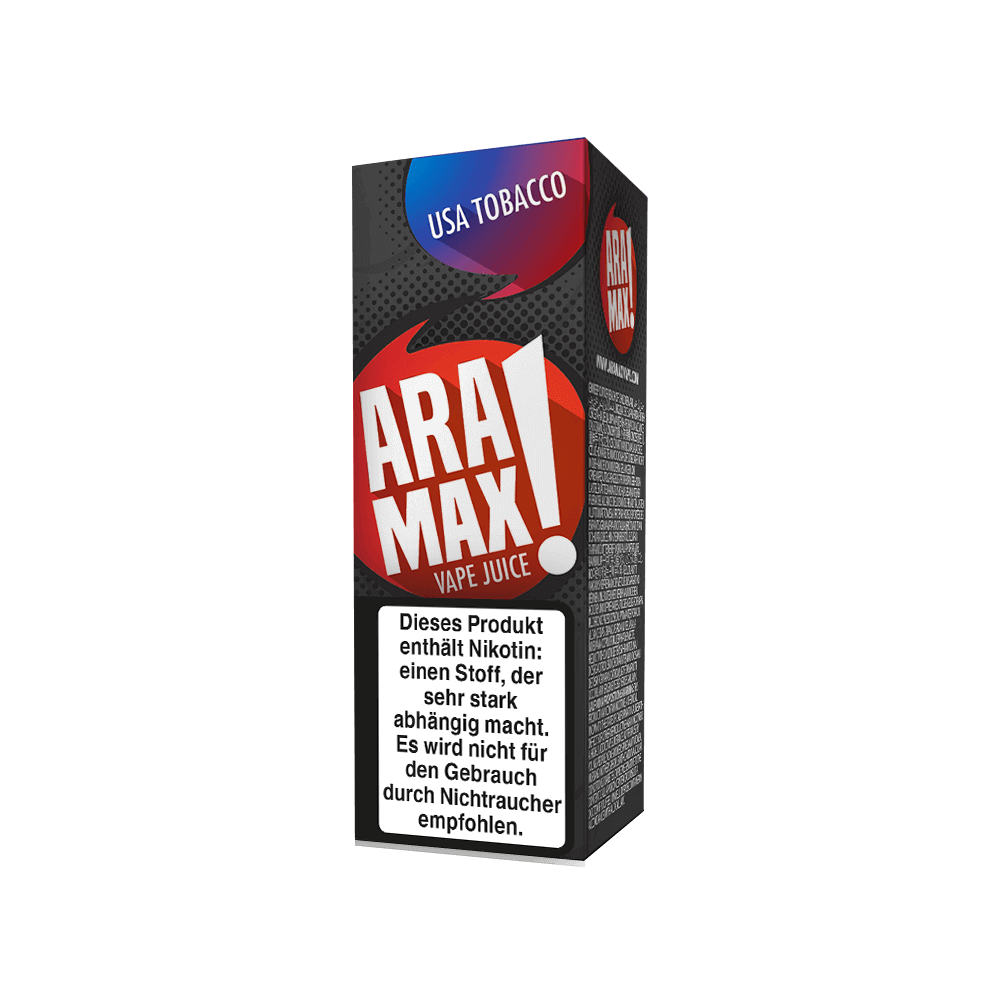 Aramax Liquid USA Tobacco (10 ml)