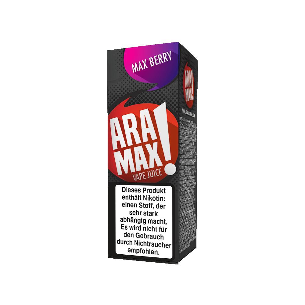 Aramax Liquid Max Berry (10 ml)