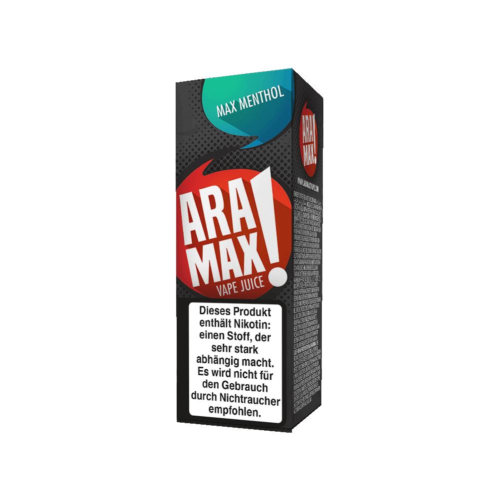 Aramax Liquid Max Menthol (10 ml)