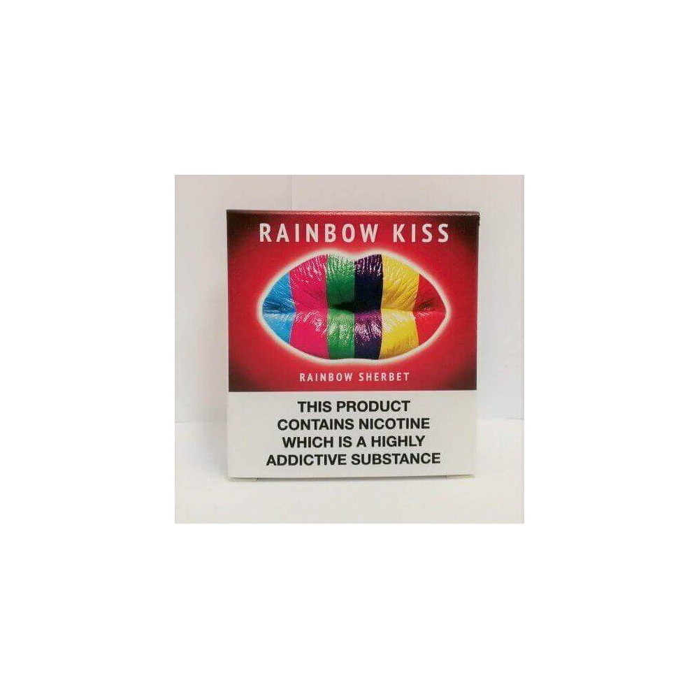 Rainbow Kiss Mulitpack-Liquid (3 x 10 ml)