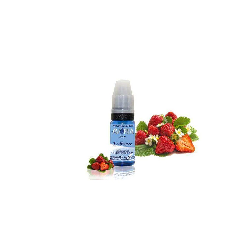 Avoria Aroma Erdbeere (12 ml)