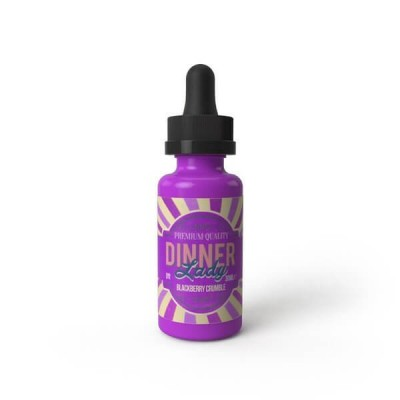 Dinner Lady Blackberry Crumble Liquid (60 ml)