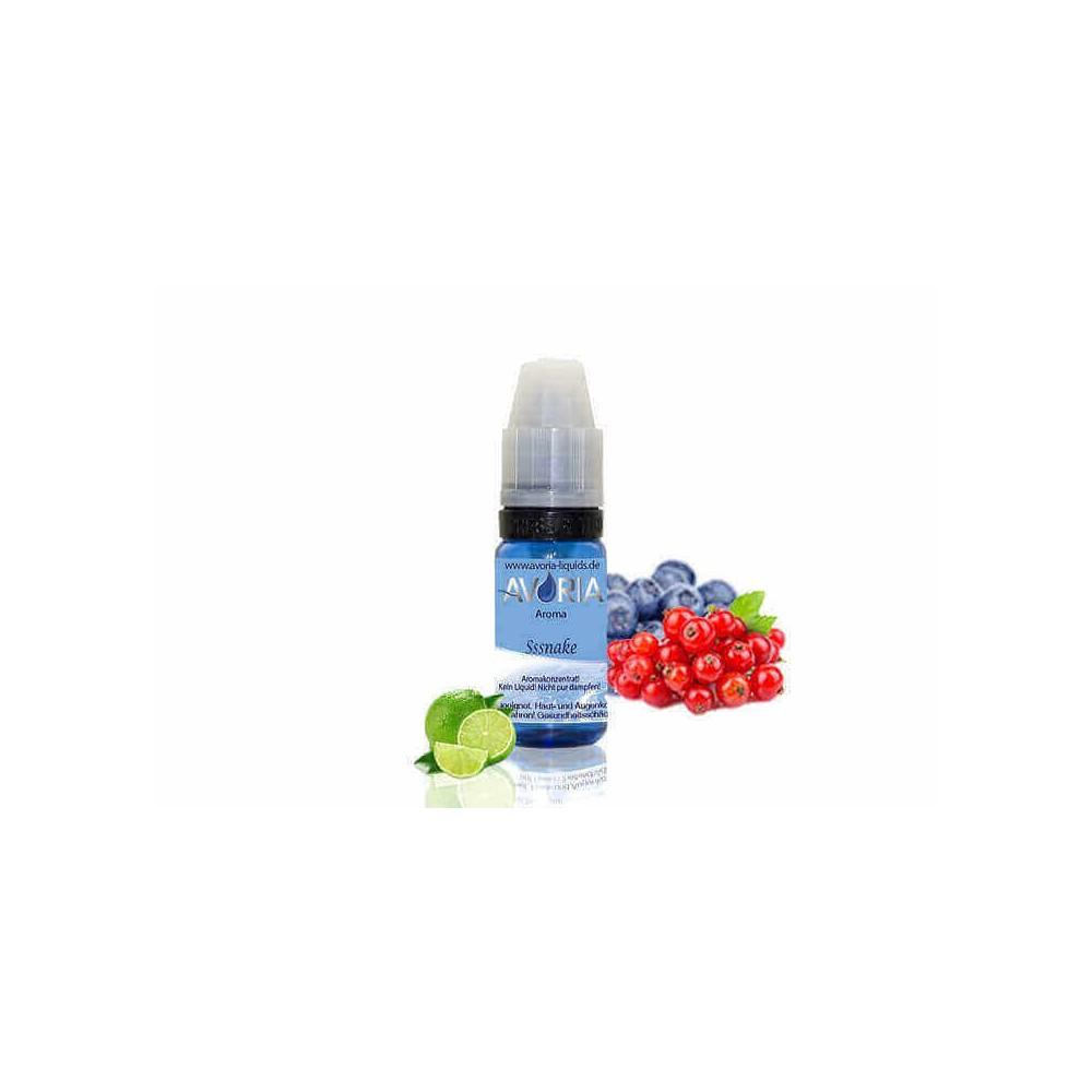 Avoria Aroma Sssnake (12 ml) (Zitrusfrüchte, Cranberrys und Brombeere)