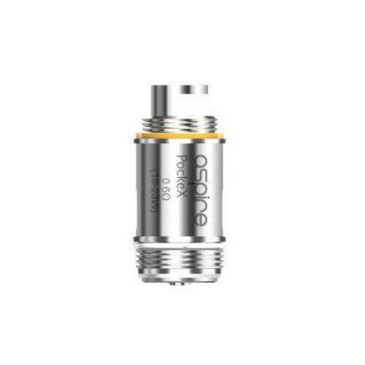 Aspire PockeX Coilhead 0,6 Ohm (5er-Pack)