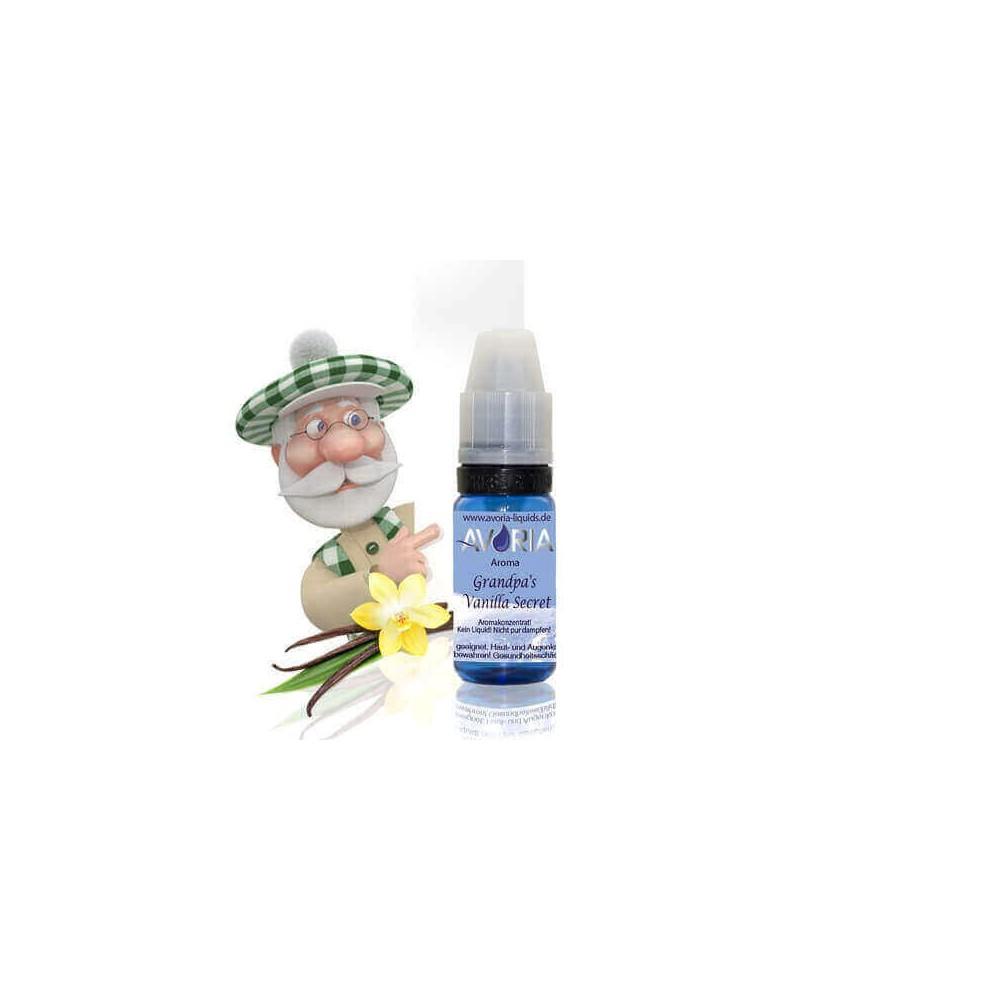 Avoria Aroma Grandpa's Vanilla Secret (12 ml) (pure Vanille)