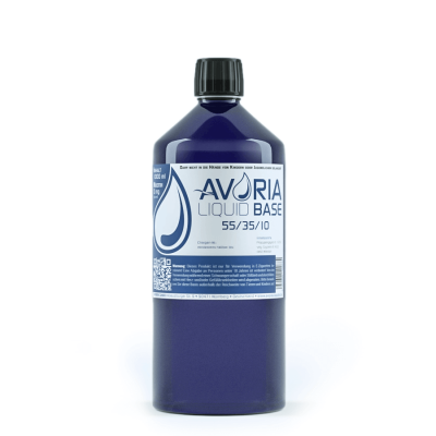 Avoria Deutsche Base (0 mg/ml) 1000 ml (55/35/10)