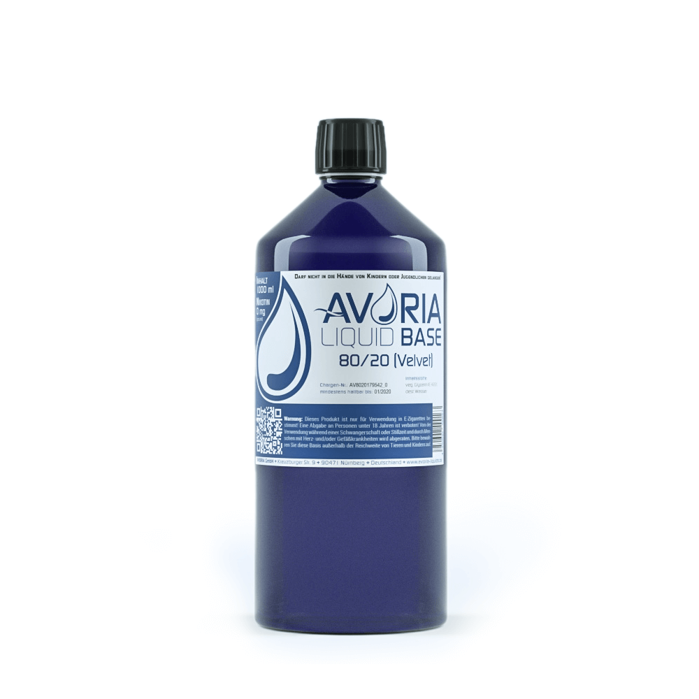 Avoria Deutsche Base Velvet 80/20 1000 ml