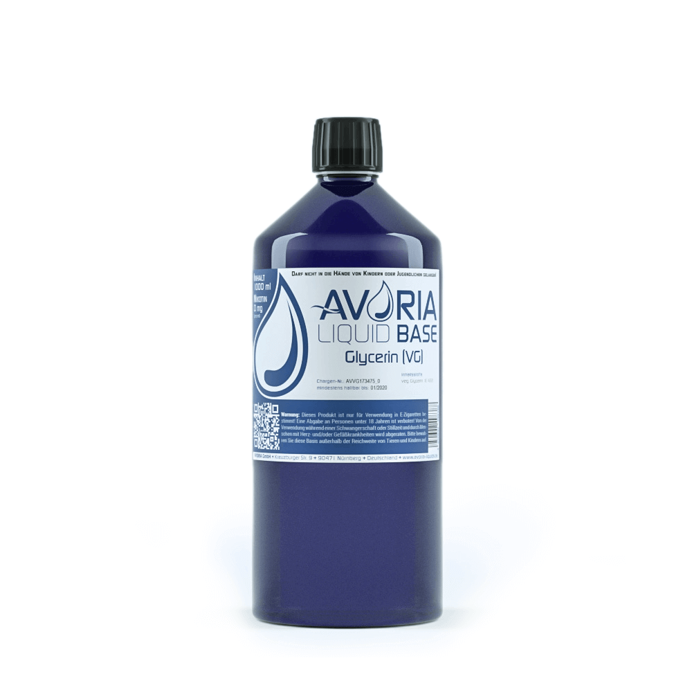Avoria Deutsche Base 1000 ml Glycerin (VG)