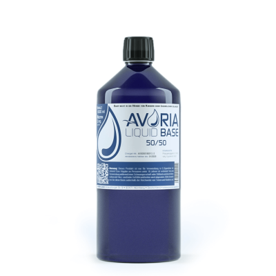 Avoria Deutsche Base (0 mg/ml) 1000 ml (50/50)