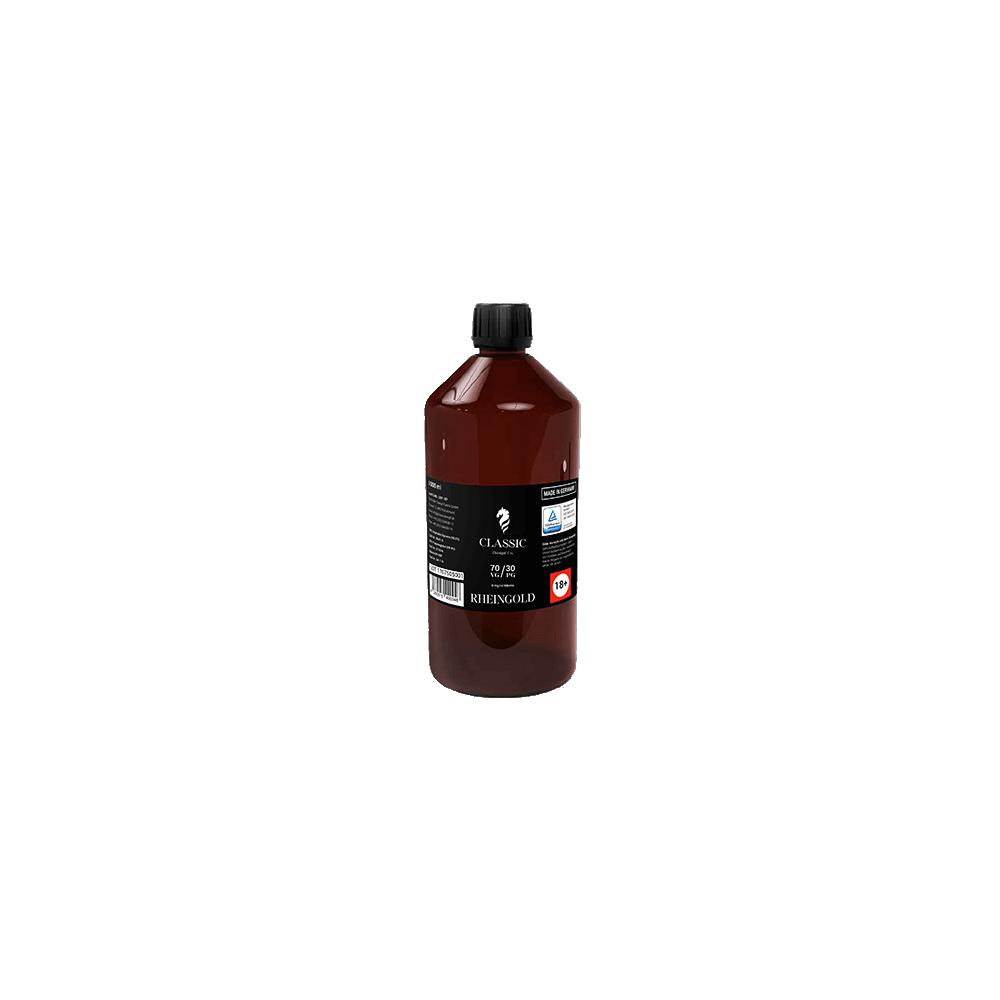 Classic Dampf Base - Rheingold (70VG/30PG) 1000 ml