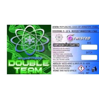 Twisted Vaping - Cryostasis Aroma Double Team (10 ml)