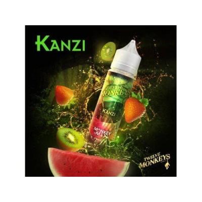 Twelve Monkeys E-Liquid - Kanzi (50 ml)