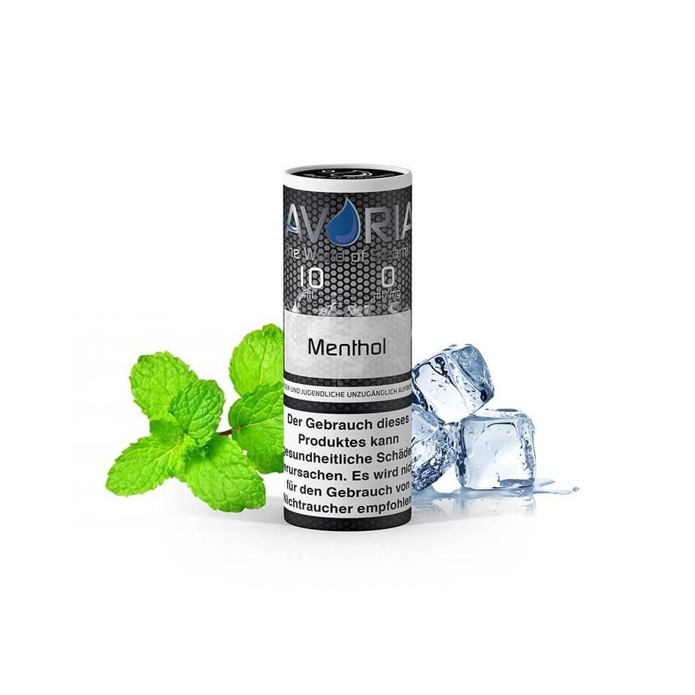 Avoria Liquid Menthol (10 ml)