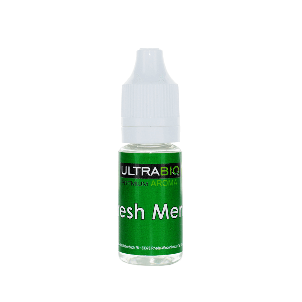 Ultrabio Fresh Menthol Aroma (10 ml)