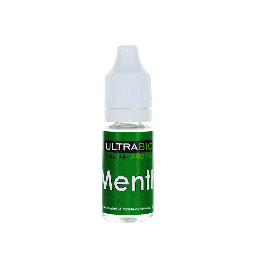 Ultrabio Menthol Aroma (10 ml)