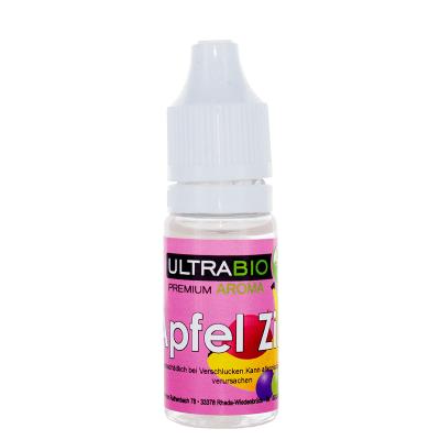 Ultrabio Apfel/Zimt Aroma (10 ml)