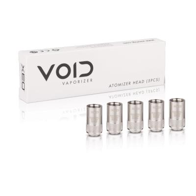 XEO VOID Atomizer 5er Pack (Ersatzverdampfer)