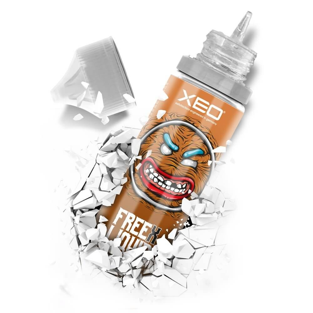 XEO Liquid - FreeX Voodoo Crunch (Mango Ice) (50 ml)