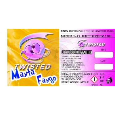Twisted Vaping - Manta Fango Aroma (10 ml)