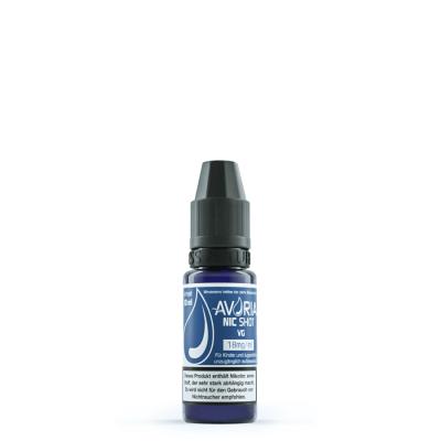 Avoria Nikotin-Shot Glycerin (VG) - 18 mg/ml (10 ml)