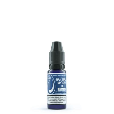 Avoria Nikotin-Shot Propylenglykol (PG) - 18 mg/ml (10 ml)