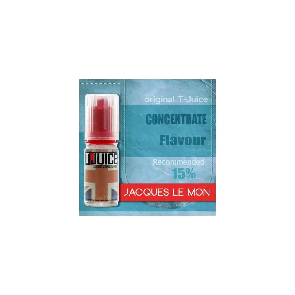 T-Juice Aroma Jacques Le Mon