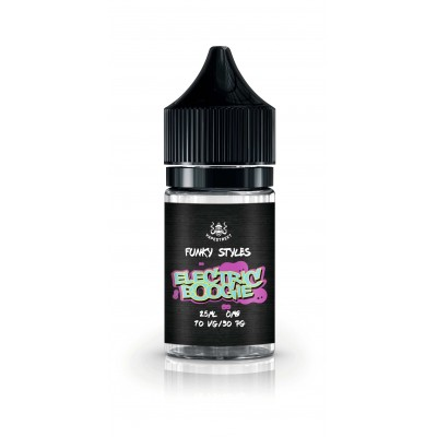 Vapestreet Funky Styles - Electric Boogie Shortfill (25 ml)