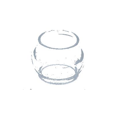 TFV12 Prince Globe Ersatzglastank (8 ml)