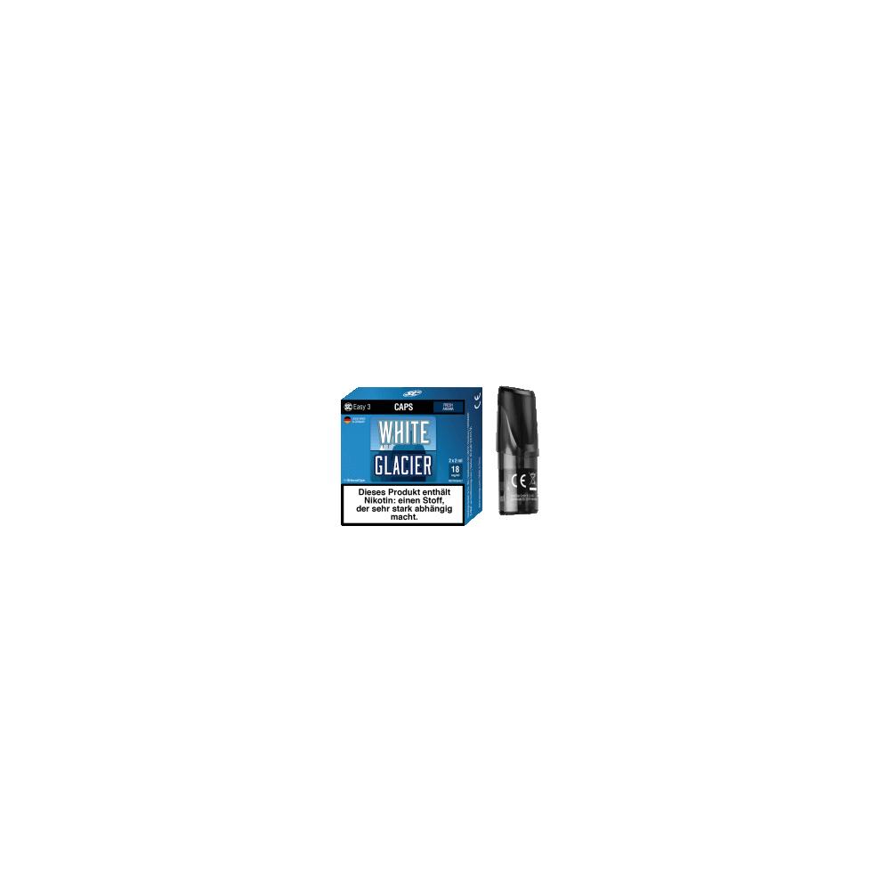 SC Easy 3 E-Liquid Pod - White Glacier (Menthol) 2er-Pack