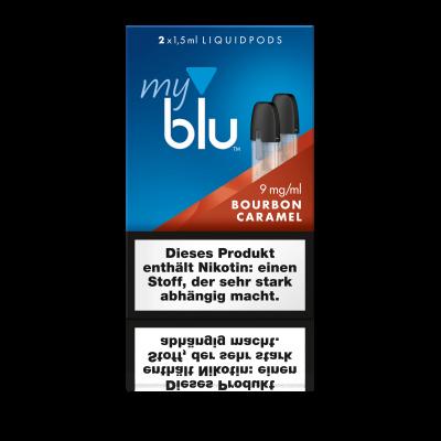 MyBlu (Von.ERL.) Liquidpod Bourbon Caramel (2er-Pack)
