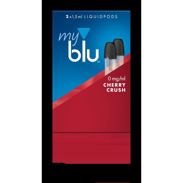 MyBlu (Von.ERL.) Liquidpod Cherry Crush (2er-Pack)
