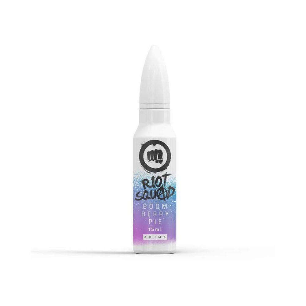 Riot Squad Aroma - Boom Berry Pie (15 ml)