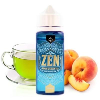 SIQUE Berlin - Zen 100 ml Shortfill (Grüner Tee & Pfirsich)