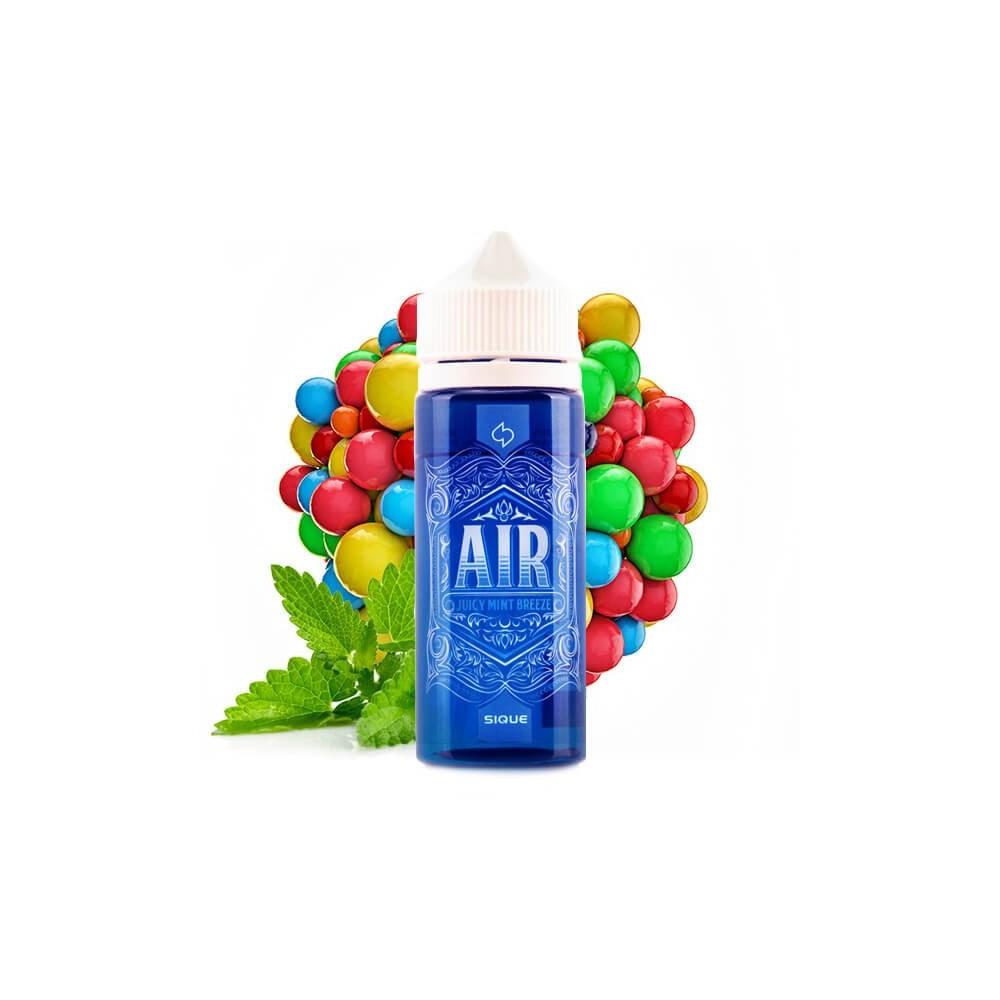 SIQUE Berlin - Air 100 ml Shortfill (Saftiges Minzkaugummi)