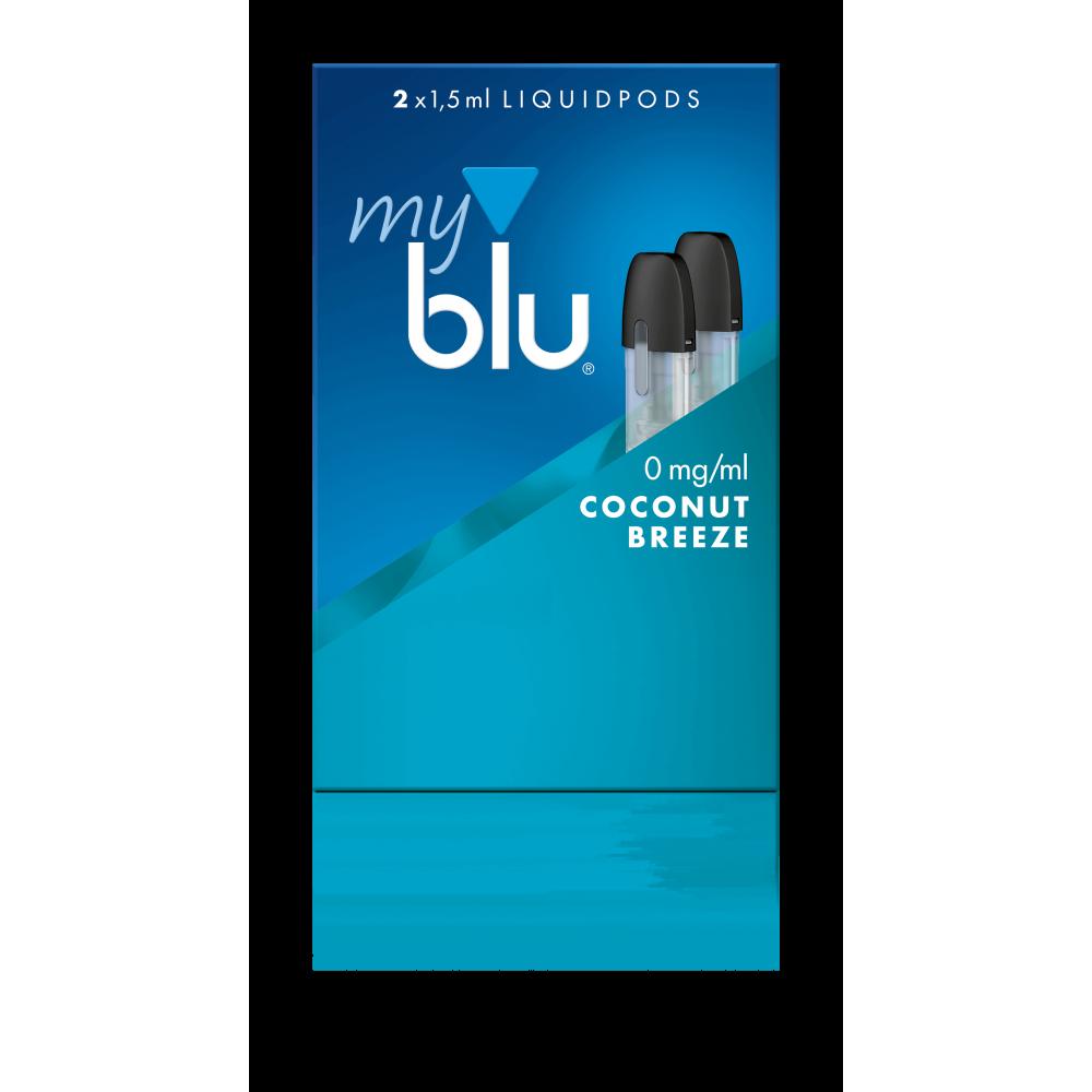 MyBlu Liquidpod Coconut Breeze (2er-Pack)