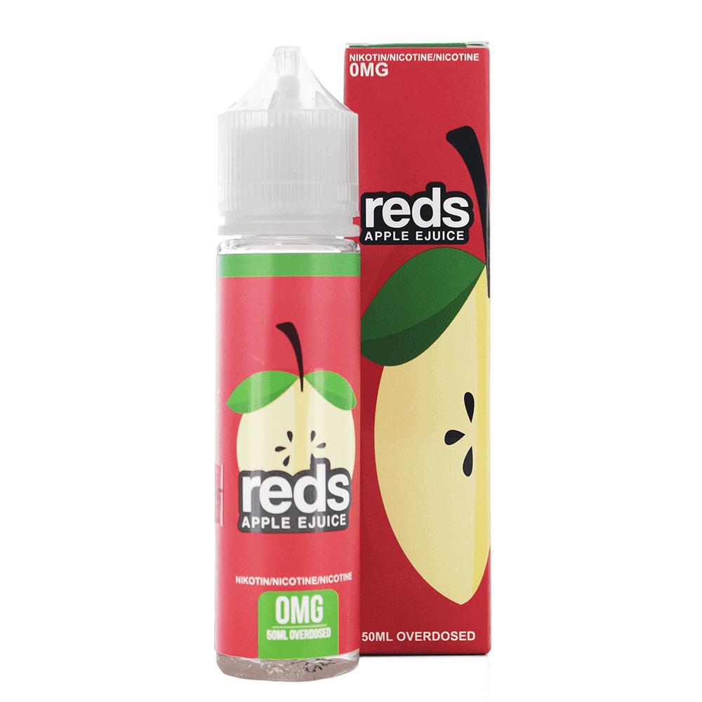 reds Apple E-Juice classic (Apfelsaft)