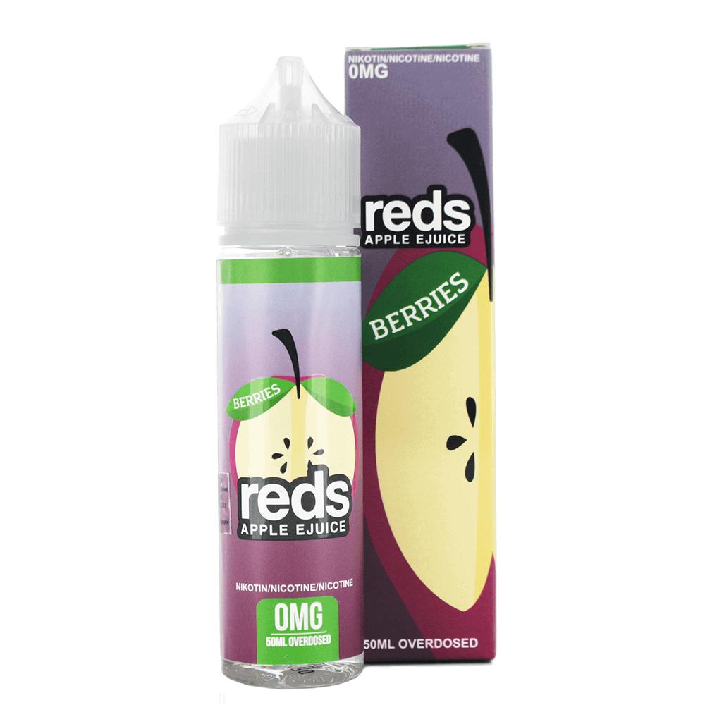 reds Apple E-Juice Berries (Apfelsaft mit Beeren)
