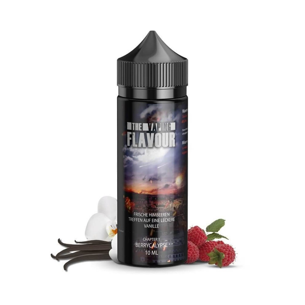 The Vaping Flavour Aroma Chapter 1: Berrycalypse