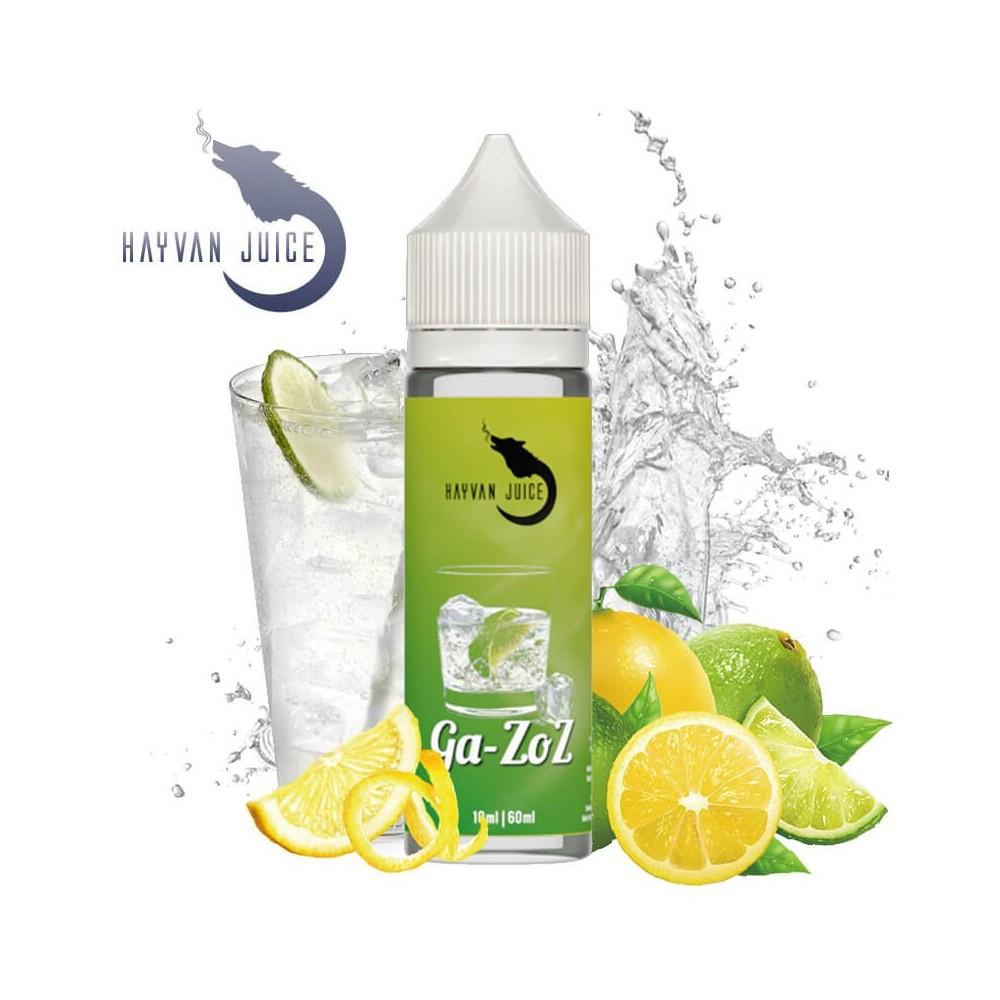 Hayvan Juice Gazoz Aroma (10 ml)