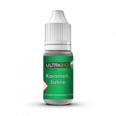 Ultrabio Karamell Sahne Aroma (10 ml)